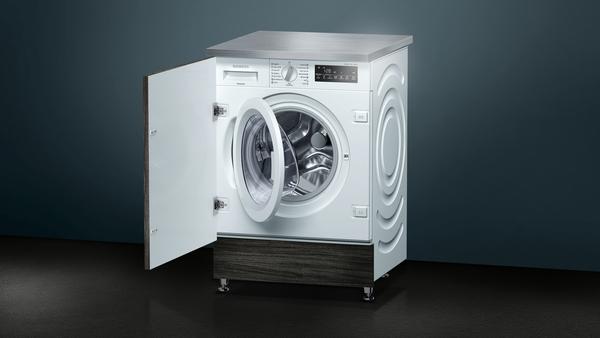 Siemens integrerad tvättmaskin WI14W540EU - Noga Utvalt – Pressade ... 6ae8fc054a0db
